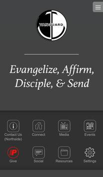 Vanguard Family Church poster