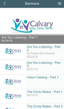 Calvary Southgate apk screenshot