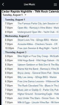 Iowa Live Music screenshot 1