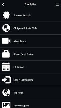 Iowa Live Music apk screenshot
