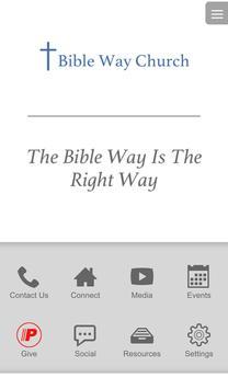 Bible Way Church poster