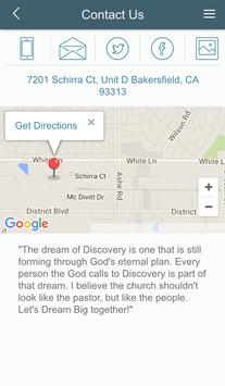 Discovery Church - Bakersfield screenshot 2