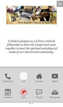 First Baptist Church - FL poster