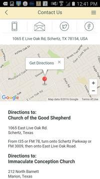 Good Shepherd Schertz TX apk screenshot