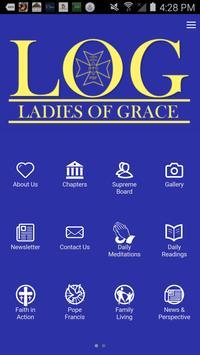 Ladies of Grace poster