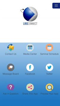 LRIS Connect poster