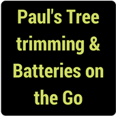 Pauls Tree Trimming/Batteries icon