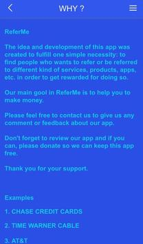 Refer Me screenshot 1