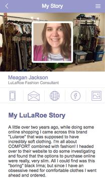 LuLaRoe Meagan Jackson apk screenshot