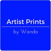 Artist Prints by Wanda icon