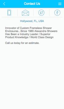 Alexandra Shower Designs apk screenshot
