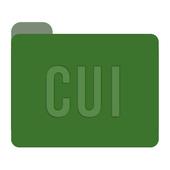 Concordia Irvine Green Folder icon