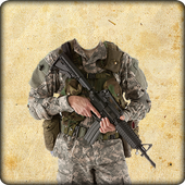 Commando Photo Montage icon