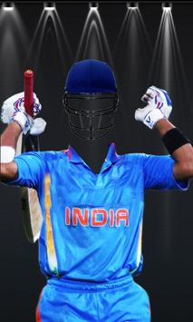 Cricket Suit poster