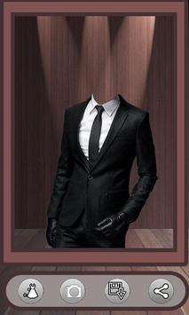 Paris Man Suit poster