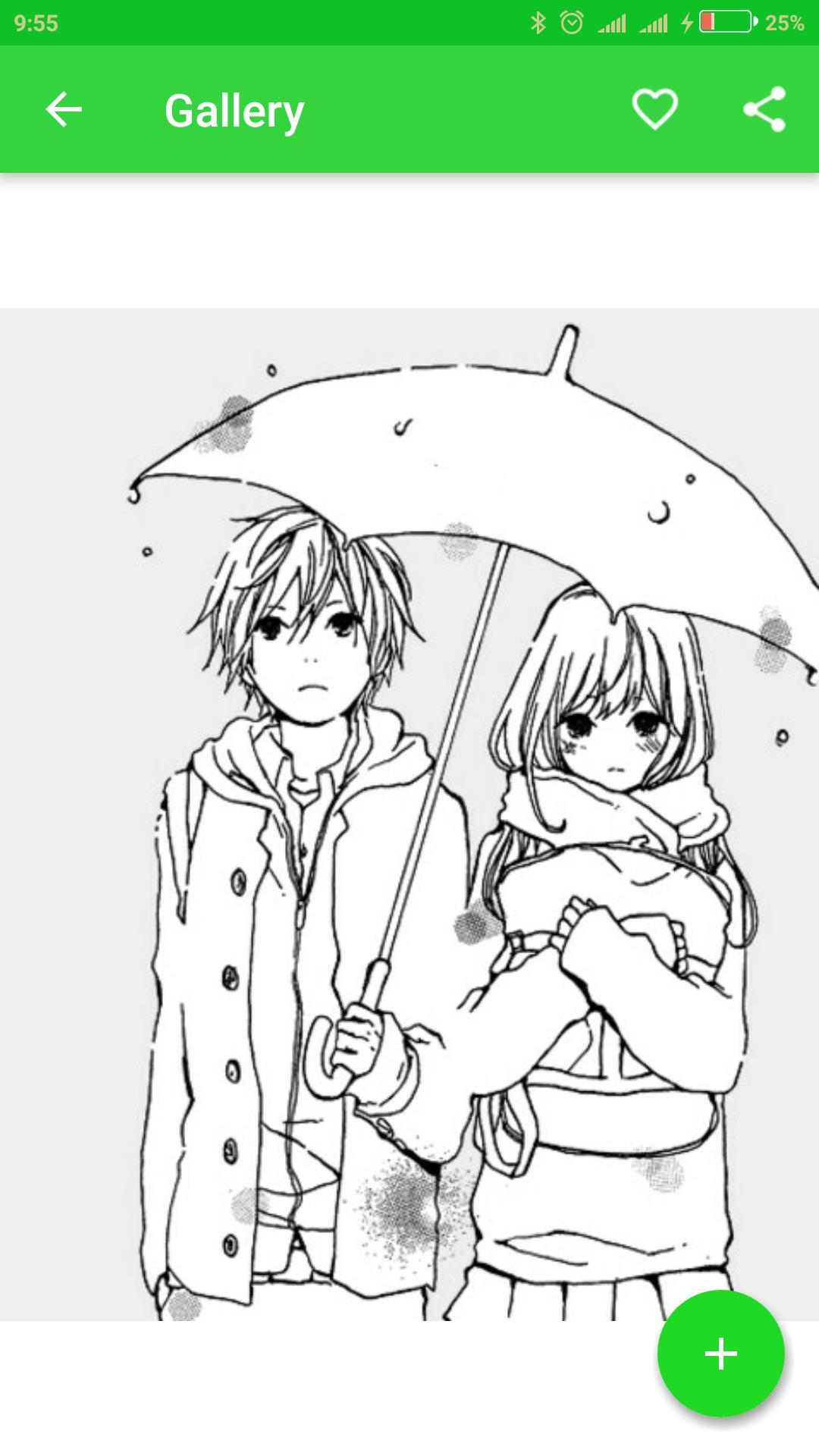 Drawing Anime Couple For Android APK Download