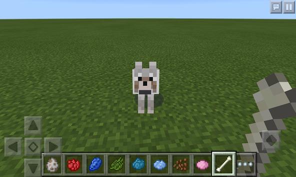 My Wolf Mod for MCPE screenshot 1