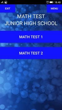 Math Test of Mr. Right screenshot 2