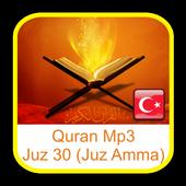 Quran Mp3 Turkish Translation icon