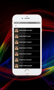Ruqyah Mp3 Offline : Sheikh Abdullah Basfar screenshot 2
