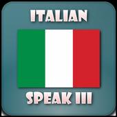 Learn italian offline icon