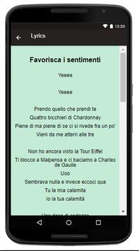 Fedez Songs+Lyrics screenshot 3
