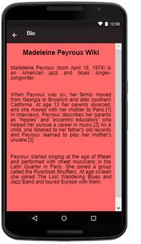 Madeleine Peyroux Songs+Lyrics screenshot 1