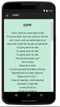 Sage The Gemini Songs+Lyrics screenshot 3