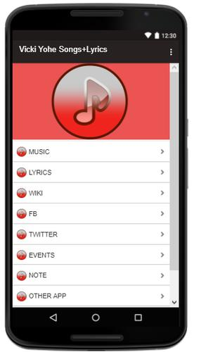 Vicki Yohe Songs Lyrics For Android Apk Download