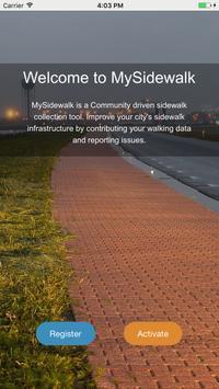 MySidewalk poster