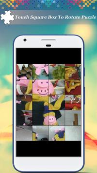 Puzzle For Peppa And Pig screenshot 2