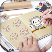 Learn To Draw Kawaii - Kawaii icon