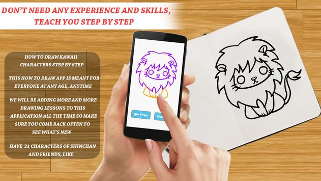 Learn To Draw Kawaii - Kawaii apk screenshot