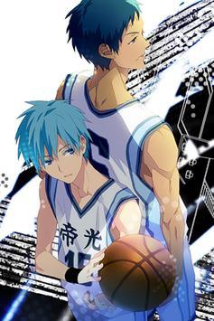 黒子テツヤ 壁紙イラスト画像for黒子のバスケ For Android Apk Download