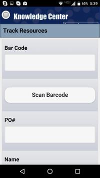 KC Grant Resource Tracker apk screenshot