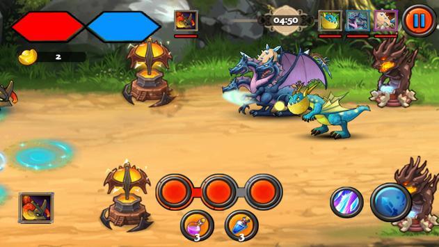 Super Dragon Warrior apk screenshot