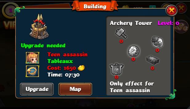 Darkness Assassin apk screenshot