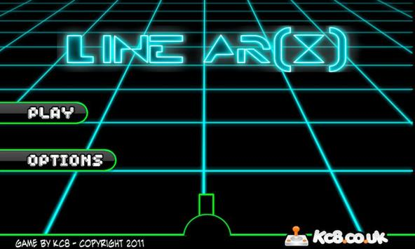 Line Ar(X) poster