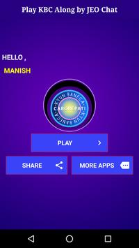 Crorepati - Play KBC Along apk screenshot