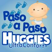 Paso a Paso Huggies® icon