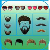 Men Photo Editor – Beard, Moustache, Hairstyle icon