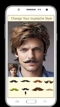 Men Photo Editor – Beard, Moustache, Hairstyle screenshot 2