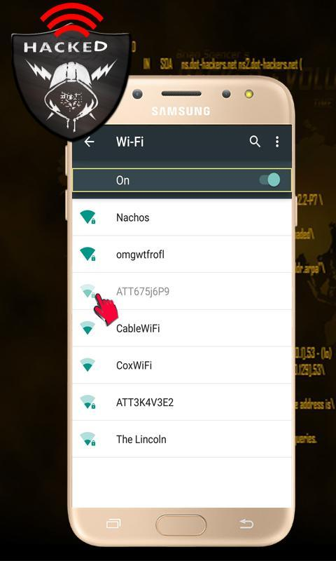 Wifi Password Hacker – Hack Wifi Password Prank for Android