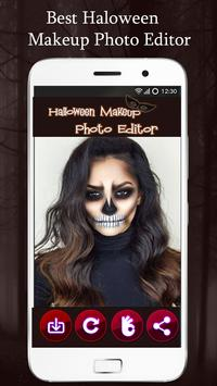 Halloween Photo Editor – Halloween Face Stickers poster