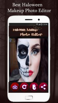 Halloween Photo Editor – Halloween Face Stickers screenshot 11