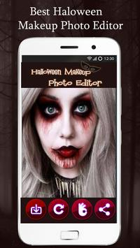 Halloween Photo Editor – Halloween Face Stickers screenshot 5