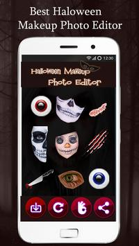 Halloween Photo Editor – Halloween Face Stickers screenshot 6