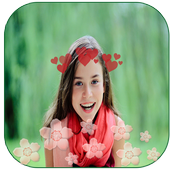 Heart Crown Photo Editor icon