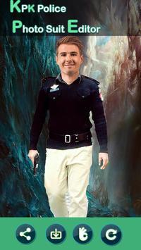 KPK Police Photo Editor- KPK Police Suit Changer screenshot 4