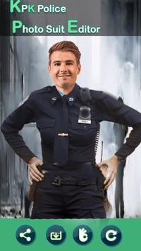KPK Police Photo Editor- KPK Police Suit Changer screenshot 6